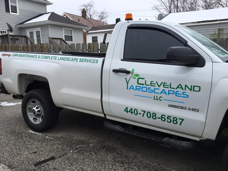 Cleveland Yardscapes Service Area